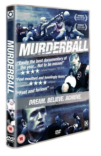 Murderball [DVD] from Studiocanal