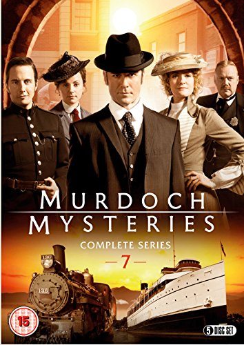 Murdoch Mysteries: Series 7 [DVD] from Spirit Entertainment Limited