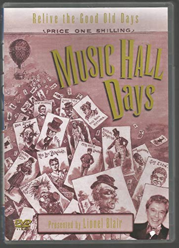 Music Hall Days [DVD] from SH123
