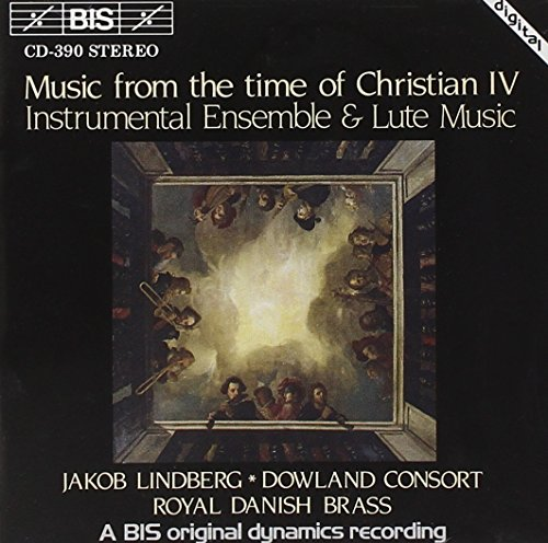 Music from the Time of Christian IV, Vol.2