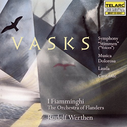 Music of Peteris Vasks