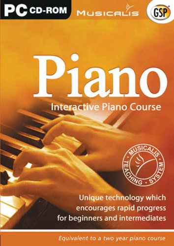 Musicalis Interactive Piano Course from Avanquest Software