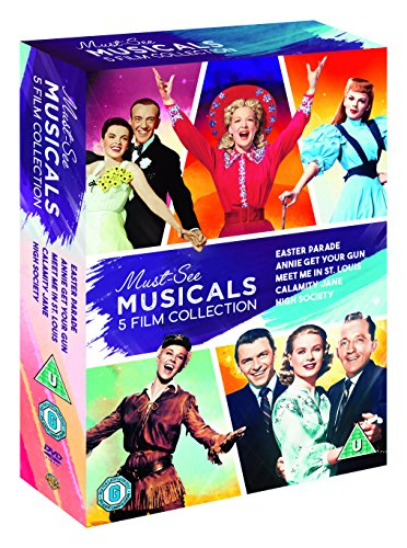 Musicals: The Collection [DVD] [2011] from Warner Home Video