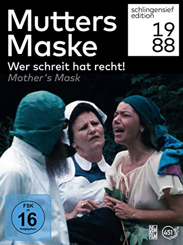 Mutters Maske (FSK 16 Jahre) DVD from ALIVE AG