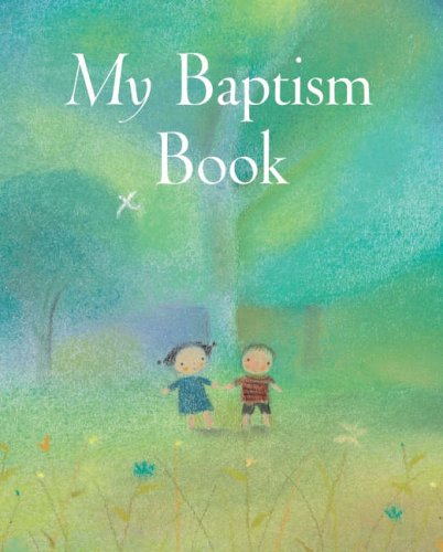 My Baptism Book from Lion Children's Books