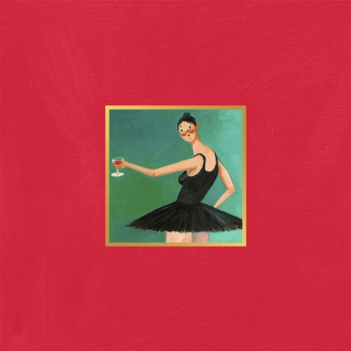 My Beautiful Dark Twisted Fantasy (Deluxe Edition) from DEF JAM  (PHO)