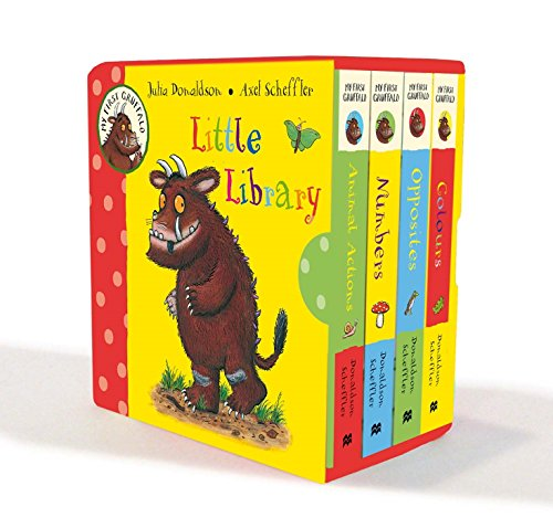 My First Gruffalo Little Library from Rainbow Designs