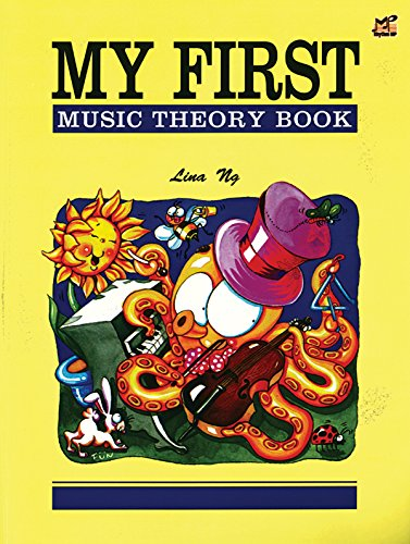 My First Music Theory Book (Made Easy (Alfred)) from Alfred Music
