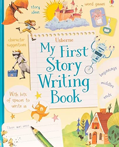My First Story Writing Book from Usborne Publishing Ltd