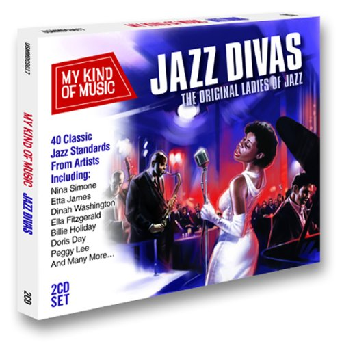 My Kind Of Music: Jazz Divas - The Original Ladies Of Jazz