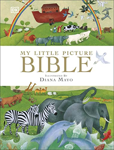 My Little Picture Bible (Childrens Bible) from DK Children