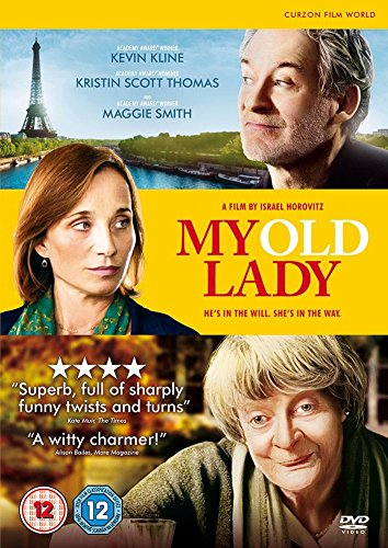 My Old Lady [DVD] [2014] from Curzon Film World