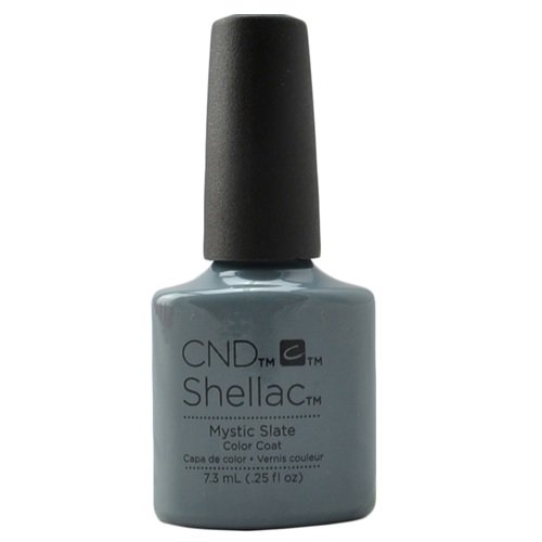 CND Shellac - Mystic Slate - Glacial Illusion 7.3ml/0.25 fl oz from CND