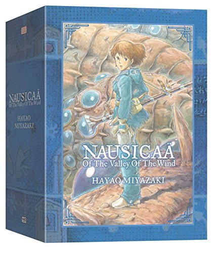 Nausicaa of the Valley of the Wind Box Set from VIZ Media LLC