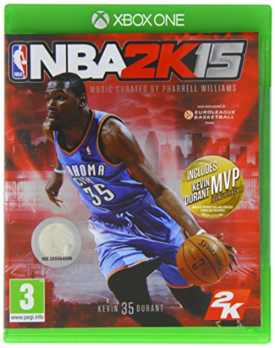 NBA 2K15 (Xbox One) from Take 2