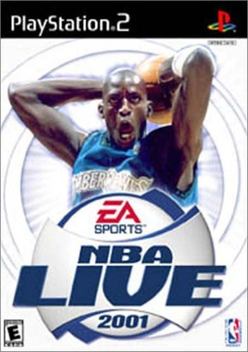 NBA Live 2001 from Electronic Arts