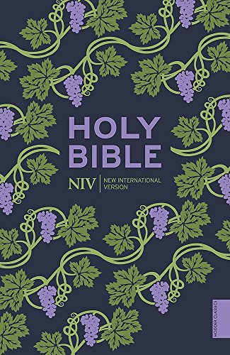 NIV Holy Bible (Hodder Classics) (New International Version) from Hodder & Stoughton
