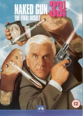 Naked Gun 33.3: The Final Insult [1994] [DVD] from Paramount Home Entertainment