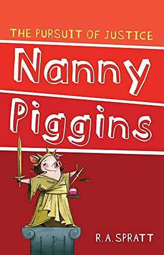 Nanny Piggins and the Pursuit of Justice from Random House Aus