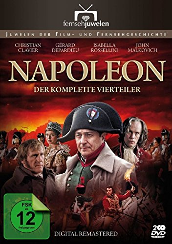 NAPOLEON (1-4) - MOVIE [DVD] [2002] from Alive AG