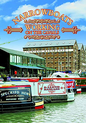 Narrowboats: Working On Canals [DVD] from Pegasus