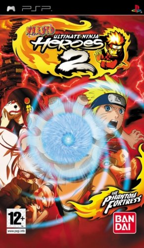 Naruto Ultimate - Ninja Heroes 2 Essentials Pack (Sony PSP) from Namco Bandai