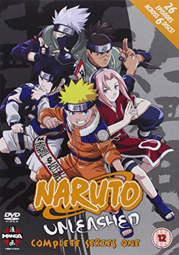 Naruto Unleashed Complete Series 1 [DVD] from Manga Entertainment