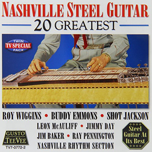 Nashville Steel Guitar-20 Greatest