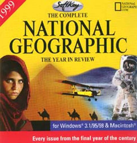 National Geographic 1999 Update from Mindscape, Inc.