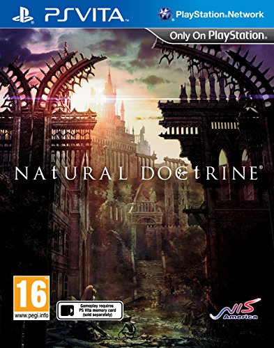 Natural Doctrine (Playstation Vita) from NIS America