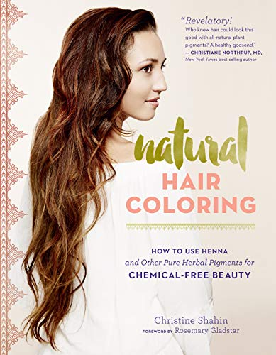 Natural Hair Coloring from Storey Publishing
