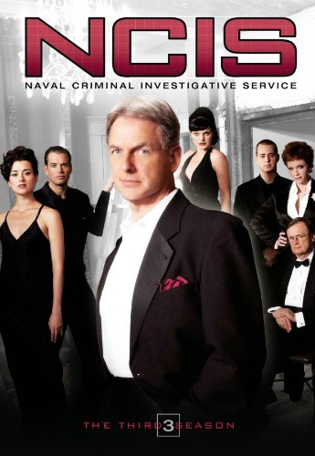 Ncis: Third Season [DVD] [Region 1] [US Import] [NTSC] from Paramount Home Video