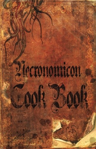 Necronomicon Cookbook from Createspace