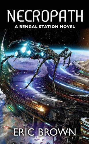 Necropath (Bengal Station Trilogy 1) from Solaris