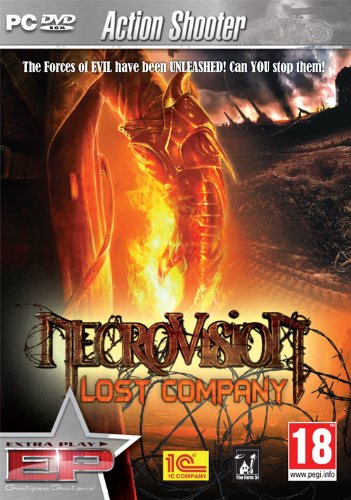 Necrovision: Lost Company (DVD-ROM) from Excalibur Games