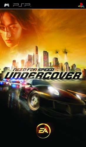 Need For Speed: Undercover (PSP) from Electronic Arts