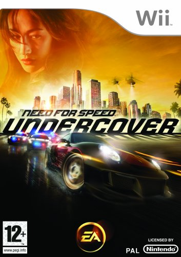 Need For Speed: Undercover (Wii) from Electronic Arts