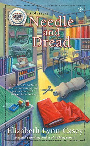 Needle and Dread: 11 (Southern Sewing Circle Mystery) from Berkley Books