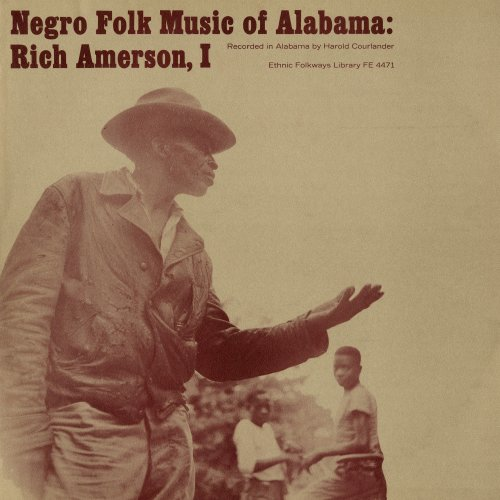 Negro Folk Music of Alabama 3