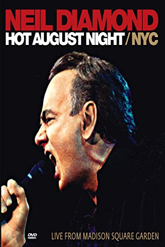 Neil Diamond: Hot August Night NYC [DVD] [2014] [NTSC] from Universal