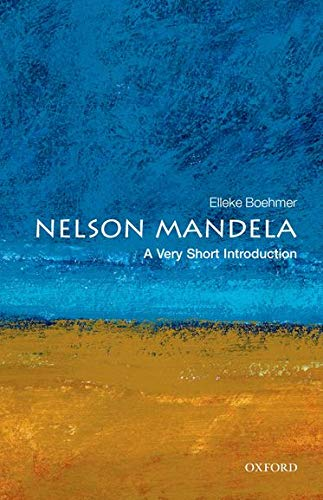 Nelson Mandela: A Very Short Introduction (Very Short Introductions) from Oxford University Press, USA