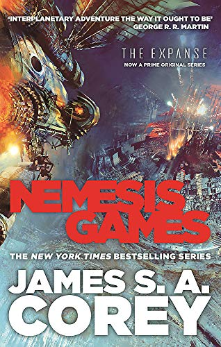 Nemesis Games: Book 5 of the Expanse (now a Prime Original series) from Orbit
