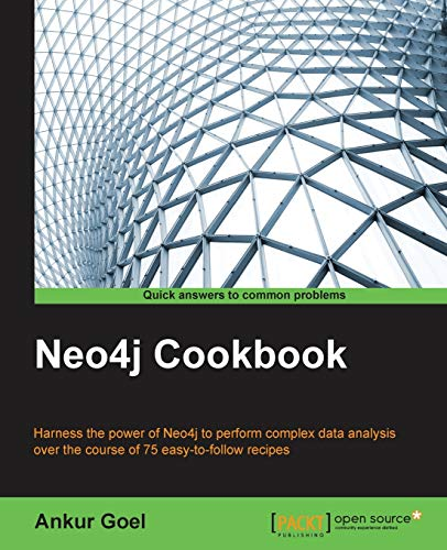 Neo4j Cookbook from Packt Publishing