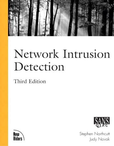 Network Intrusion Detection (Voices (New Riders)) from Sams