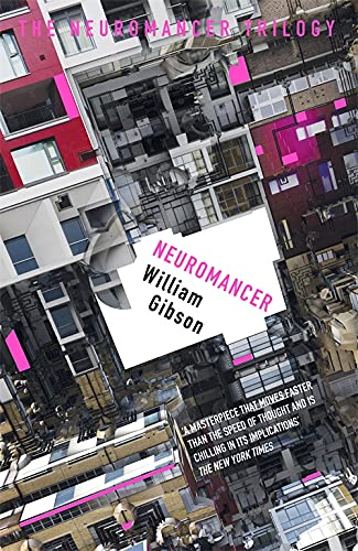 Neuromancer (S.F. MASTERWORKS) from Orion Publishing Co
