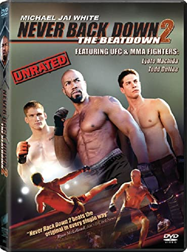Never Back Down 2: The Beatdown [DVD] [2011] [Region 1] [US Import] [NTSC] from Sony Pictures Home Entertainment