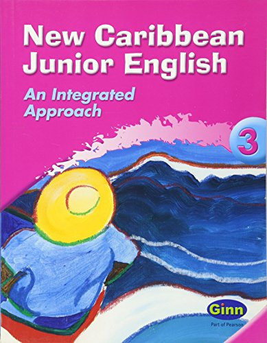 New Caribbean Junior English Book 3 (New Caribbean Junior English Old Edition) from Hodder Education