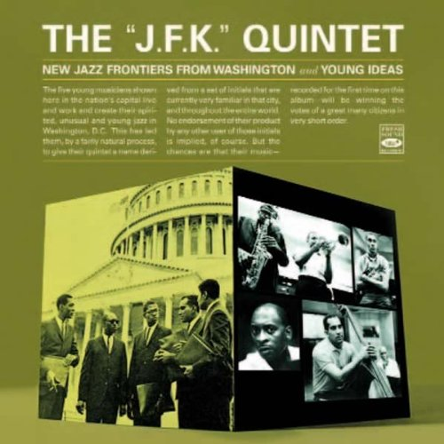 New Jazz Frontiers from Washington + Young Ideas