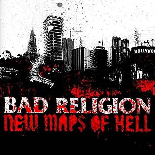 New Maps Of Hell from EPITAPH