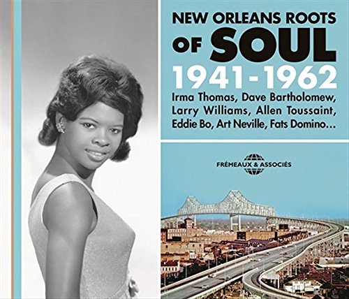 New Orleans Roots of Soul 1941-1962 (3CD)